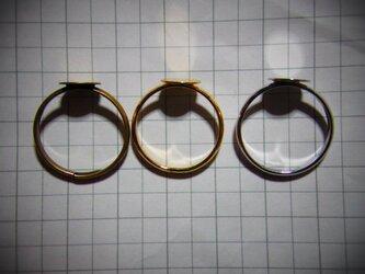 ヒュージンググラス 指輪加工のみの画像