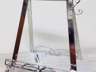 風の夢想曲   ステンドグラスの小さなイーゼル toiro様専用の画像