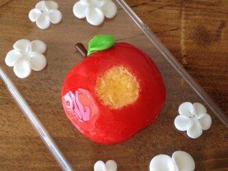 蜜りんごスマホケースの画像