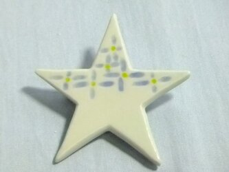 ブローチ星の画像