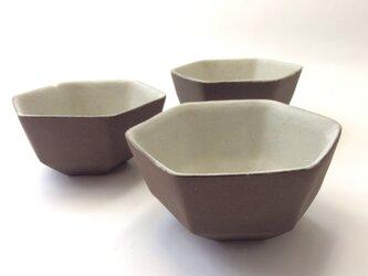 六角飯茶碗の画像