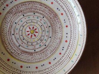 丸皿の画像
