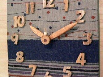 布時計 *銘仙の画像