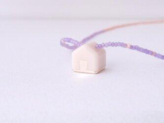 ネックレス Home  Tea rose L08の画像