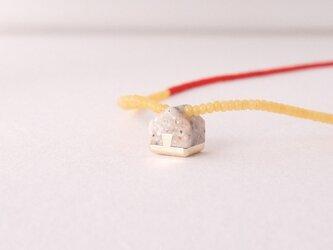 ネックレス Home mini   Pink sand S02の画像
