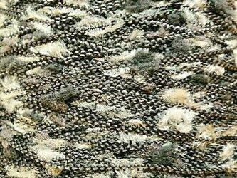 変わり糸 ホワイト・グレー系 85 gの画像