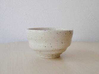 m.デイジー様専用 白いロクロ目の湯飲みの画像