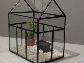 ステンドグラス グラスハウスの画像