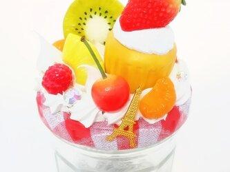 【予約済み】k様専用♡ホイップデコレーション瓶+再発送作品の画像