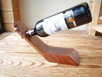 ワインボトルスタンド Lの画像