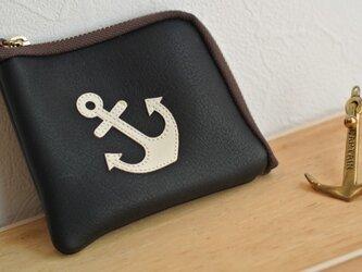 漁師の娘サイフ (黒)の画像