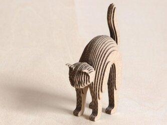 【工作キット】段々猫-excitingの画像