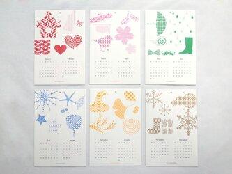Colormotif カレンダー 2016の画像