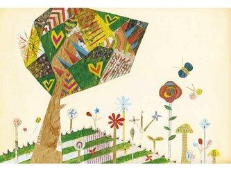 ポストカード4枚セット/C.丘の画像