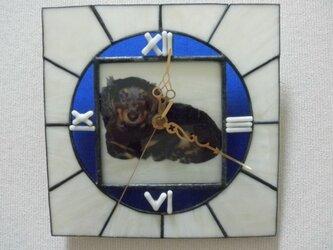 時計(写真入り)の画像
