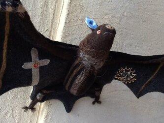 蝙蝠の画像