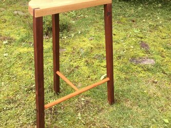 森のクマさんカフェ Jazz bar stoolの画像