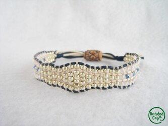 Ethnic beading braceletの画像