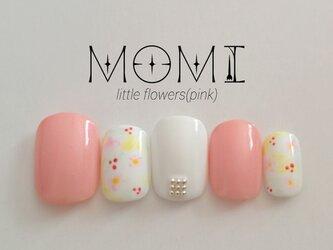 littleflowers(pink)の画像