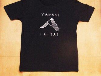 YAMANIIKITAI Tシャツの画像