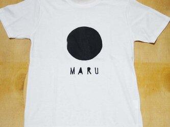 MARU Tシャツの画像