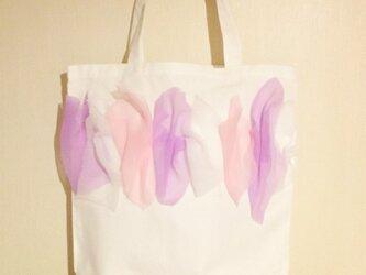 M*選べるシャーベットカラーバッグの画像