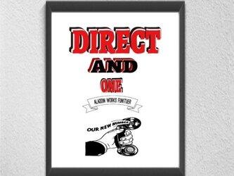 DIRCTポスターの画像