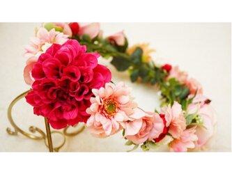 オーダーメイド花冠の画像