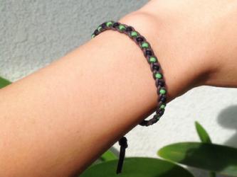 Single bracelet -skull-の画像