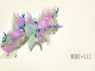 花摘み*バレッタの画像