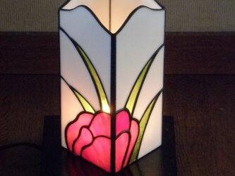 ミニ行灯(花)の画像
