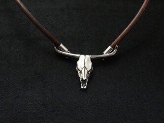 Cow Skull Pendantの画像
