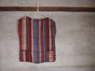 手織り/cottonTops タテタテポケット(+orimi)の画像