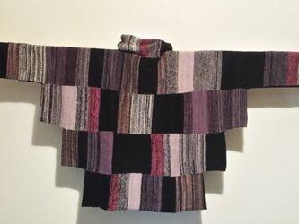 草木染セーターの画像