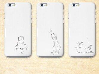 *猫さん*選べるスマホケース①*の画像