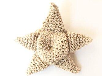 星のがまぐちの画像