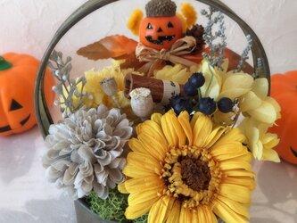 ※ハロウィン※ブリキアレンジの画像