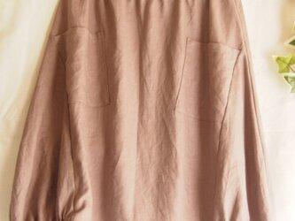 バルーンスカートの画像