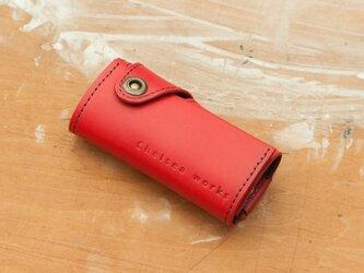 Keycase【Cyndi】#redの画像