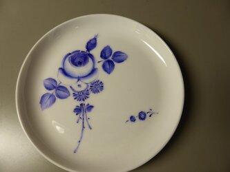 ポーセリンペイント 手描きの小皿7の画像