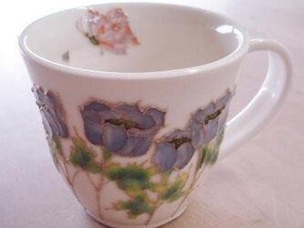 花の器 アネモネマグカップの画像