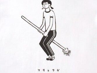 デッキブラシ【Tシャツ】の画像