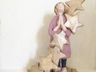 11月の天使~流星~(山本様ご予約品)の画像