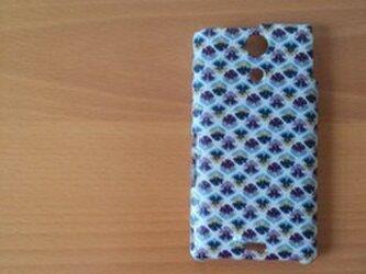 iphoneケース*リバティ生地使用*タイニーミランダの画像