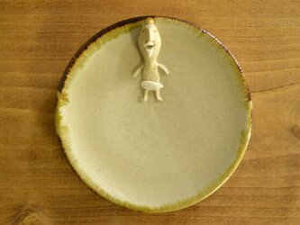 こさじぃ入浴醤油皿の画像