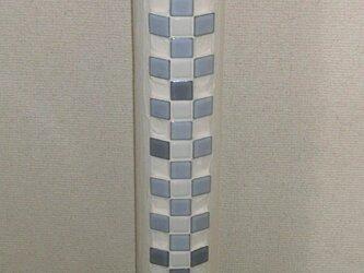 モザイクタイルの水栓柱・T105の画像