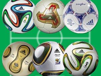 サッカーボールのコースター♪の画像
