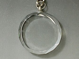 (素材)クリスタル ガラス  ストラップ&キーホルダー Cタイプの画像