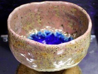 茶碗 銘「白天百合1」の画像