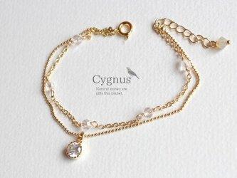 cygnus/クリスタルAAA4月誕生石の画像